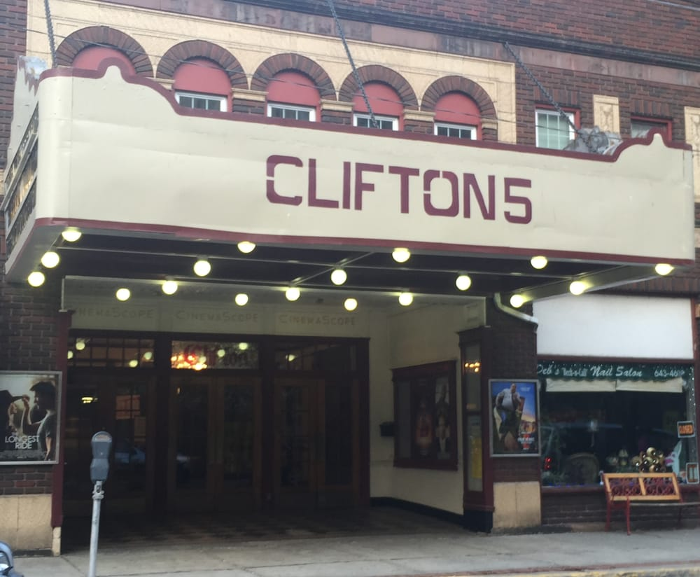 Social Spots from Huntingdon Cinema Clifton 5