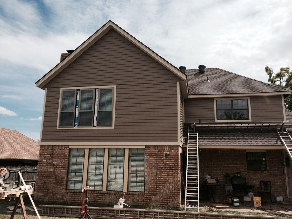 Red River Roofing & Construction: 746 Enterprise Dr, Edmond, OK