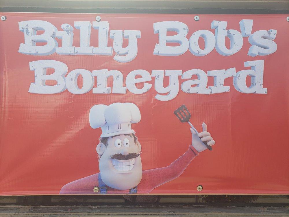 Billy Bob's Boneyard: Kalkaska, MI
