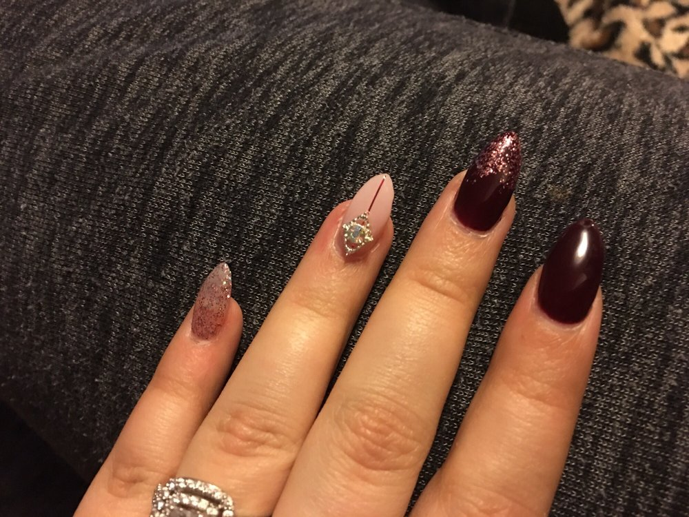 Ocean Nails & Spa: 4601 Airport Rd, Santa  Fe, NM