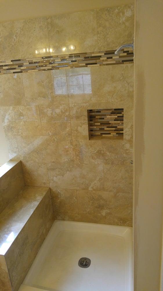 Steve s bathroom remodeling 110 georgetown for Bathroom remodel yelp