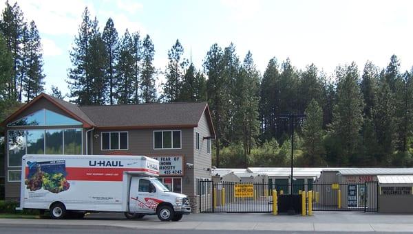 Storage Solutions Spokane 4200 S Cheney Spokane Rd Spokane, WA Moving  Services   MapQuest
