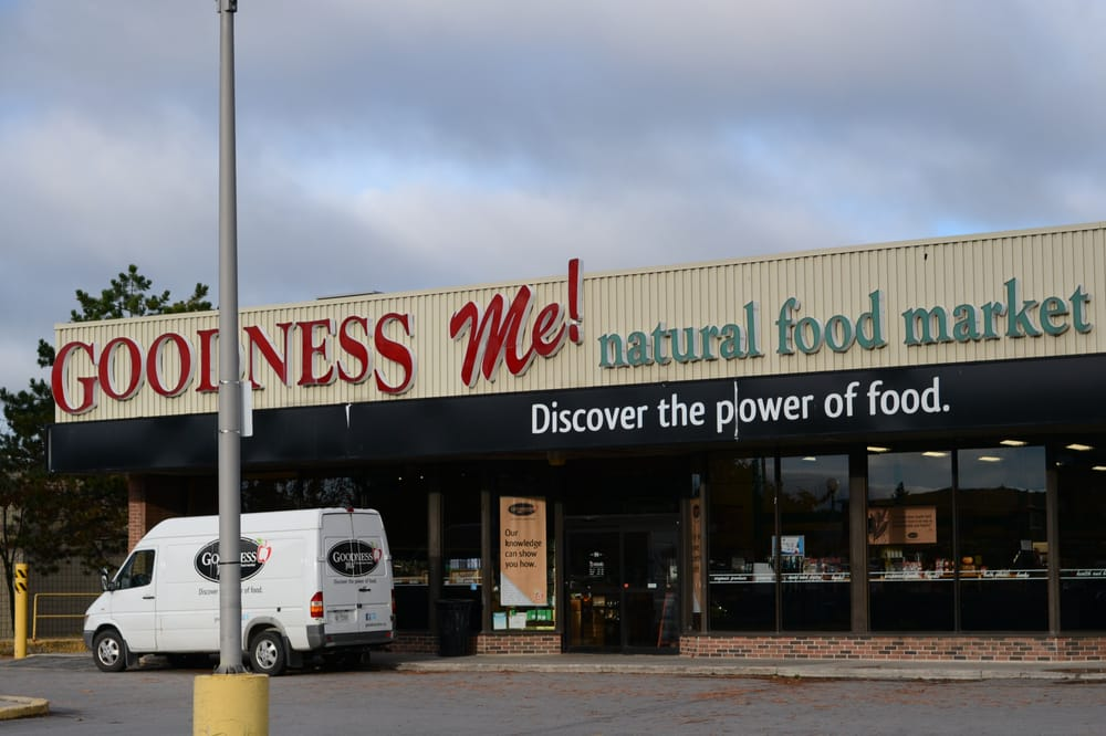Goodness Me! Natural Food Market - Health Food Store ...