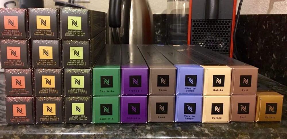 Nespresso Boutique at Macy's: 3051 Stevens Creek Blvd, Santa Clara, CA