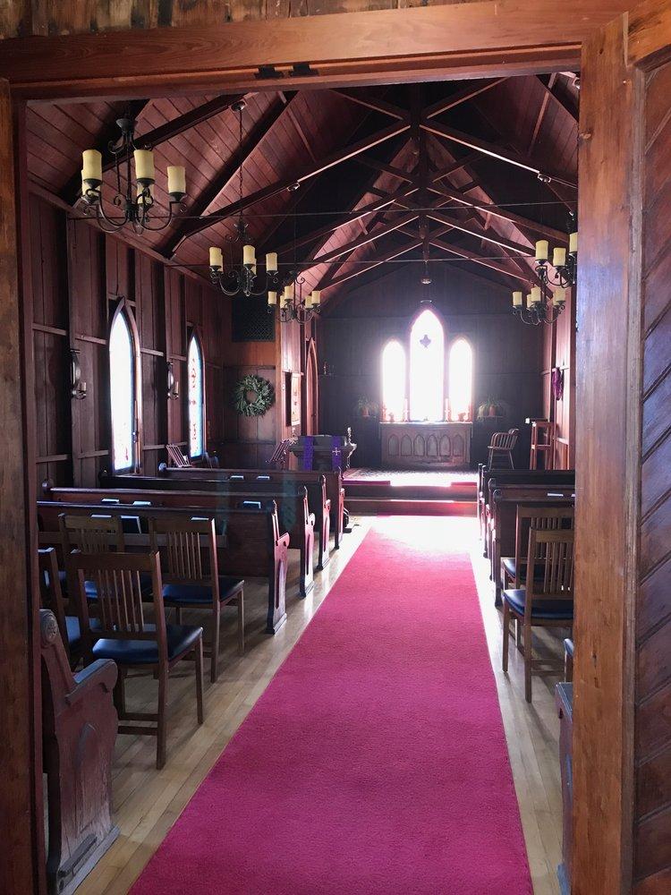 St Luke's Church: 65000 Jolon Rd, Jolon, CA