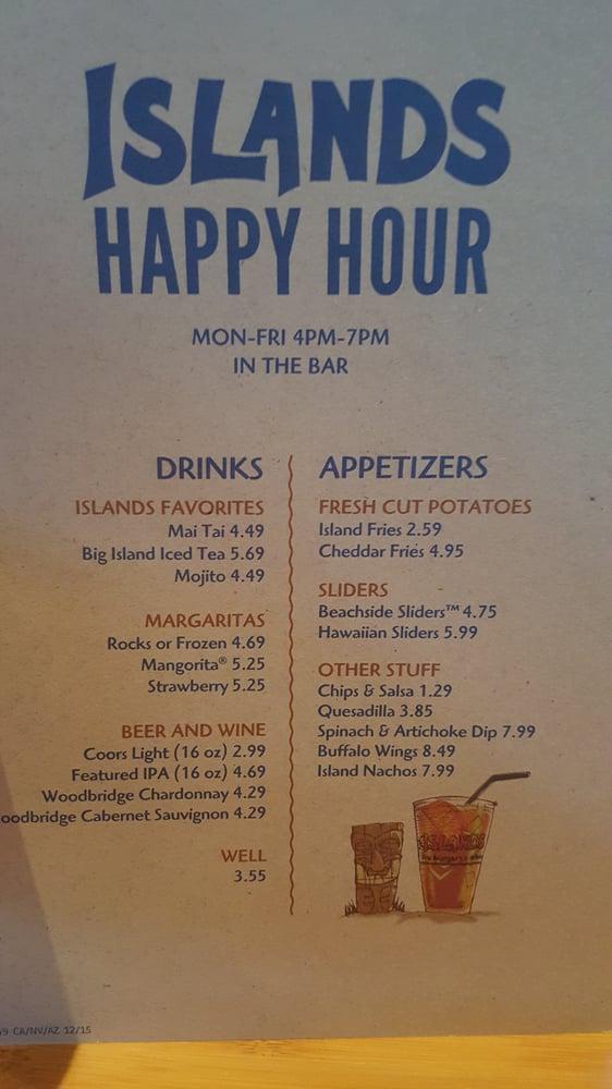 Decent Happy Hour Menu 05 02 16 M Glendale