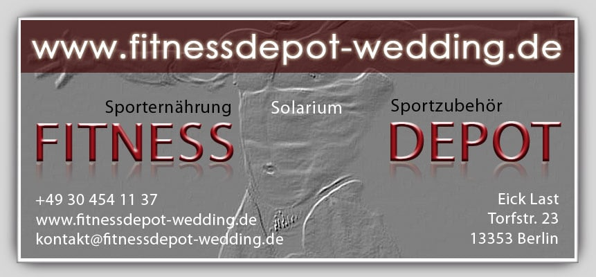 Fotos zu fitnessdepot berlin wedding yelp for Fitness depot wedding