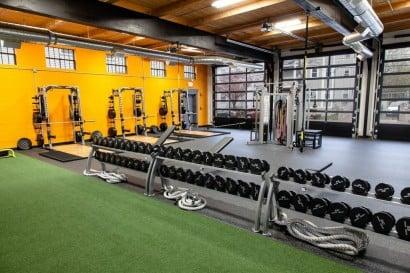 The Training Room: 373 Washington St, Somerville, MA
