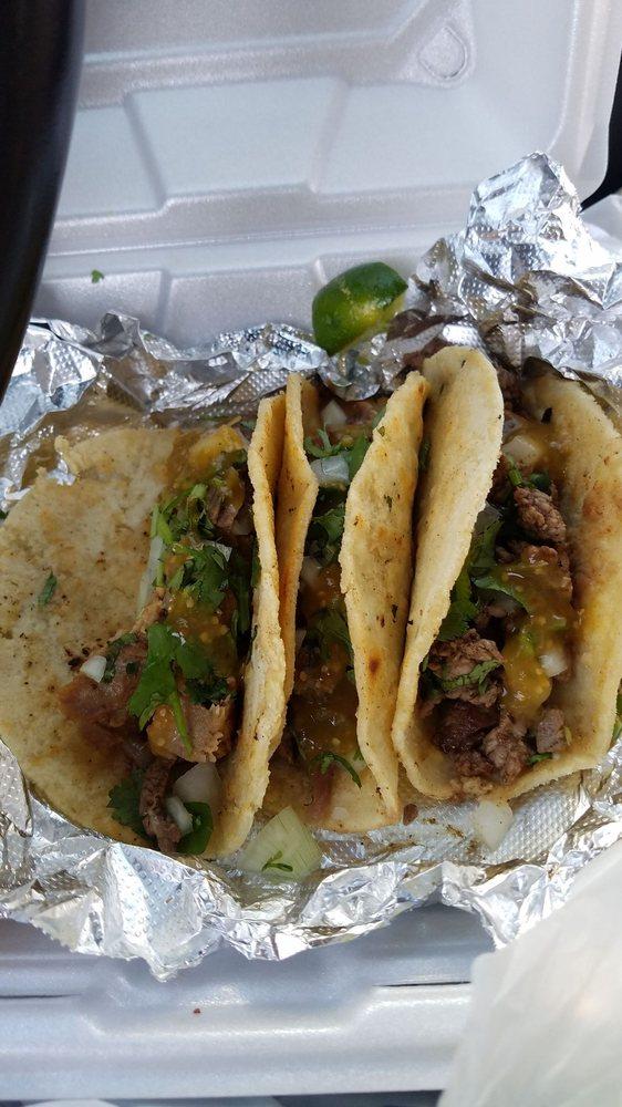Tacos EL DF: 1681 Middleway Pike, Bunker Hill, WV