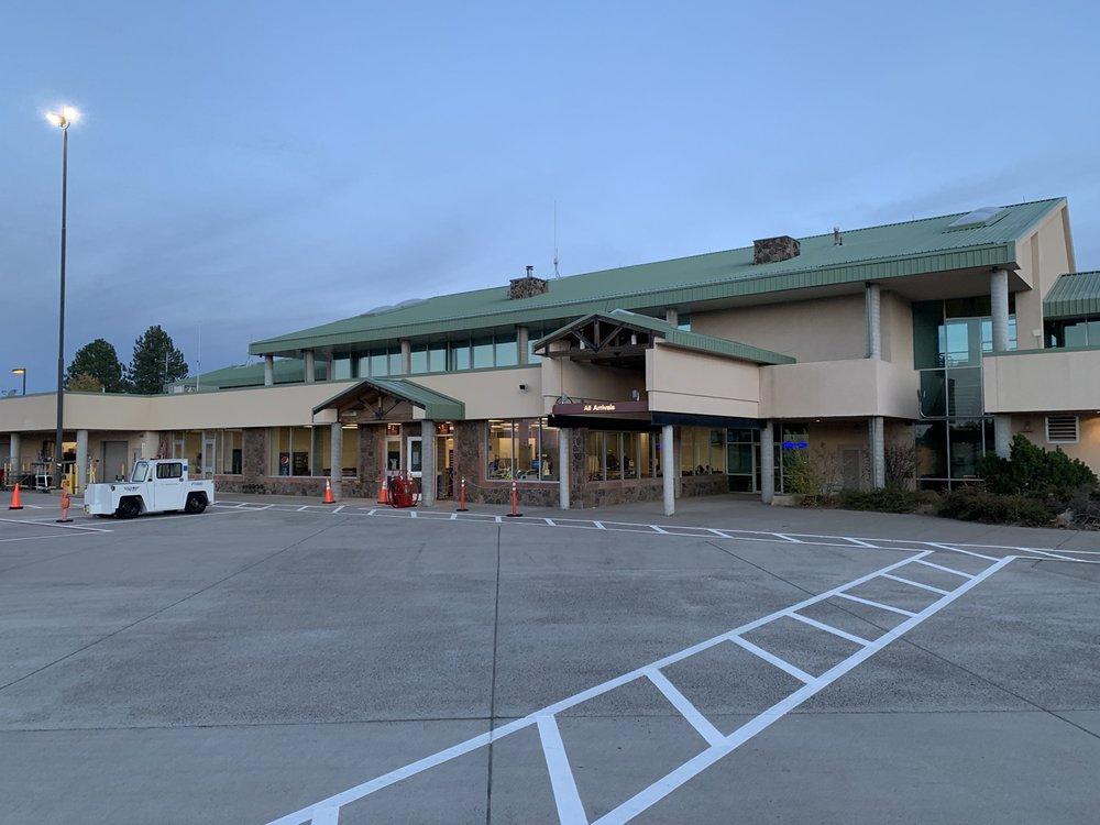 Flagstaff Pulliam Airport: 6200 S Pulliam Dr, Flagstaff, AZ