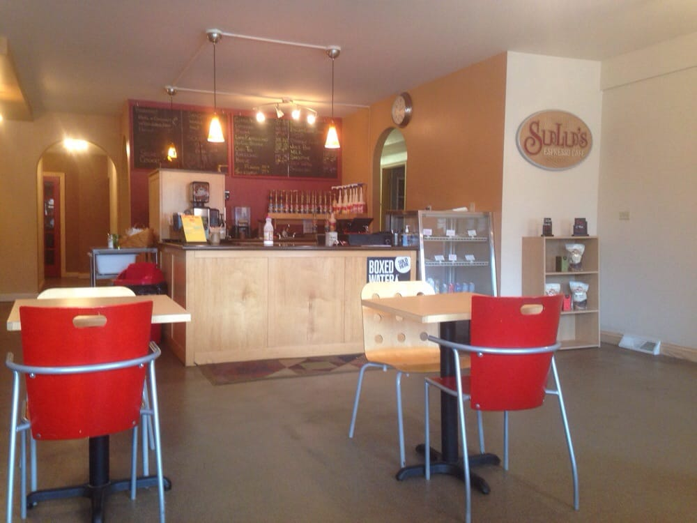 Sulu's Espresso Cafe: 509 Main St, Tower, MN