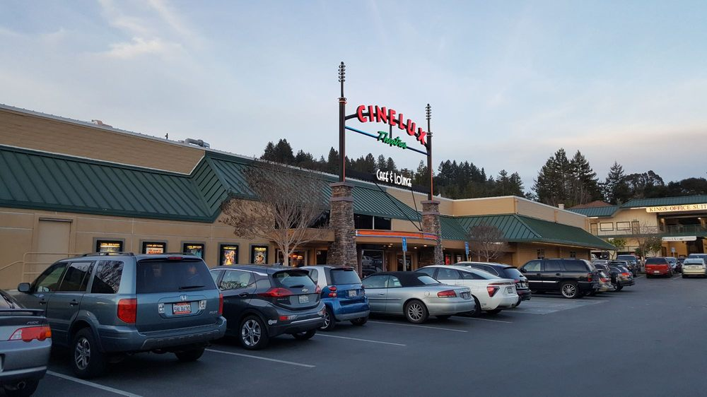 Photo of CineLux Scotts Valley Cafe & Lounge: Scotts Valley, CA
