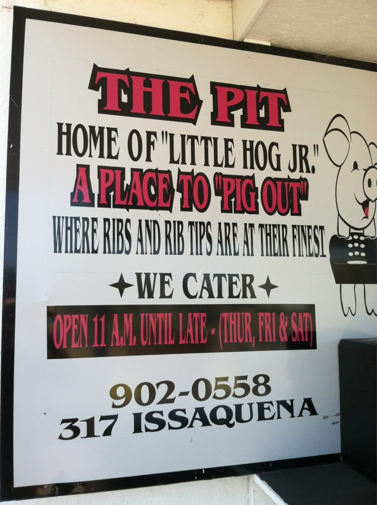 The Pit: 317 Issaquena Ave, Clarksdale, MS