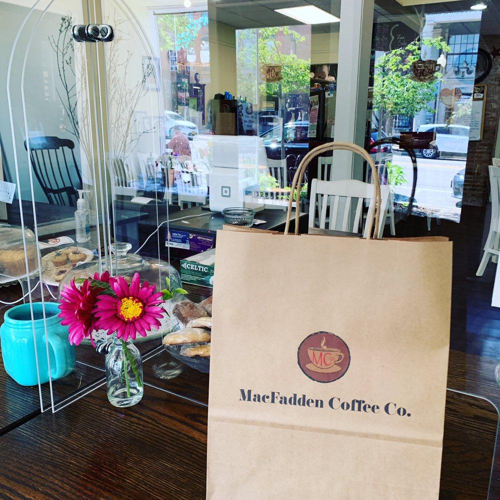 MacFadden Coffee: 211 Main St, Dansville, NY