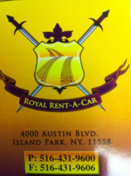 Royal Rental Cars Inc: 4000 Austin Blvd, Island Park, NY