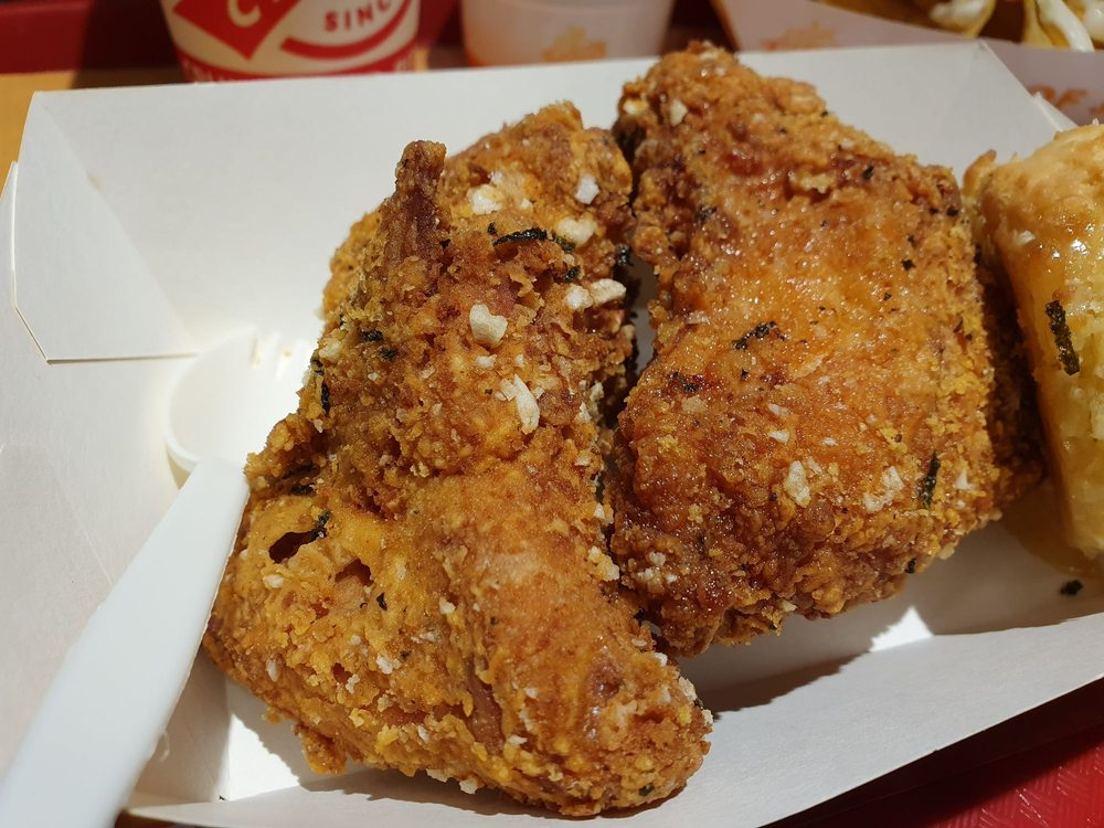 Texas Chicken Singapore