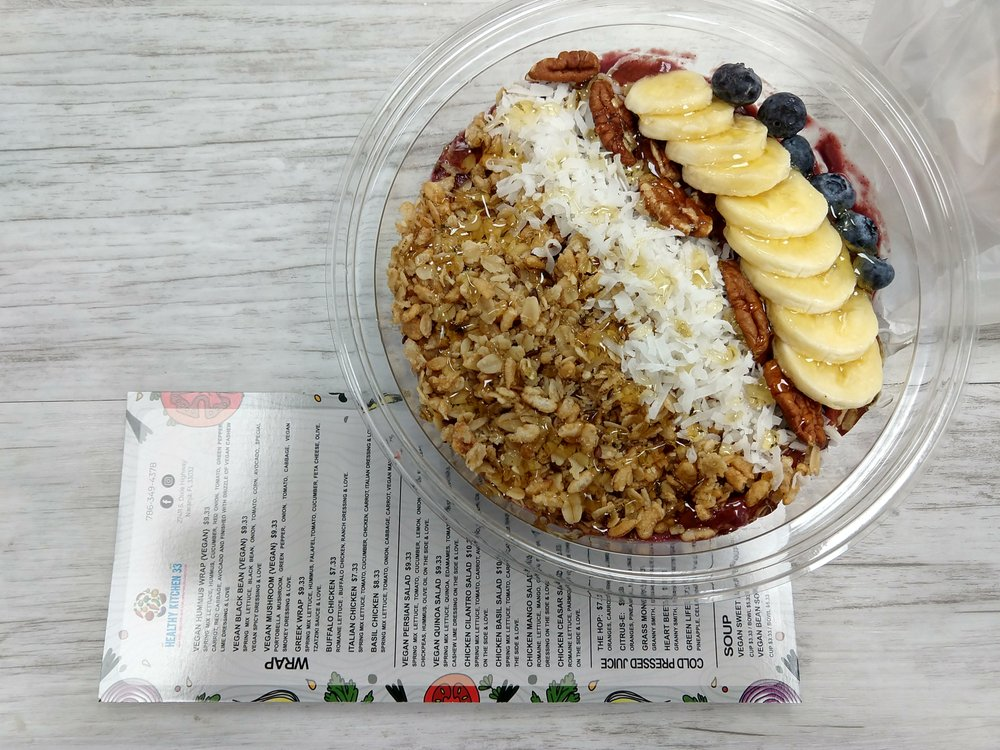 Healthy Kitchen 33: 27411 S Dixie Hwy, Naranja, FL