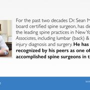 Spine Associates: Sean McCance, MD - 15 Photos & 11 Reviews