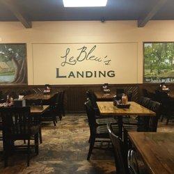 Photo Of Lebleu S Landing Cajun Restaurant Sulphur La United States