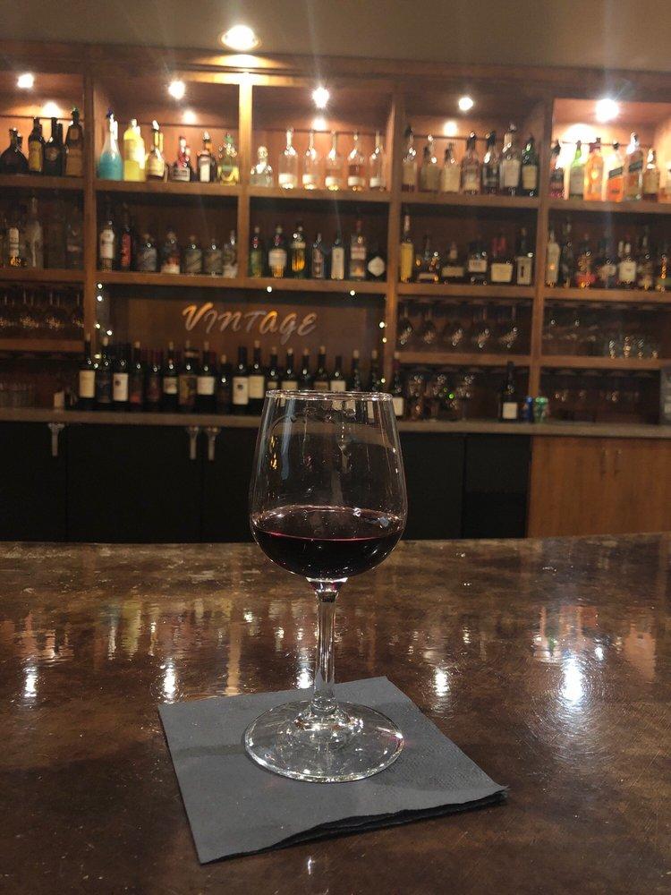 Vintage Fine Wine and Martini Bar: 1016 S Poplar St, Casper, WY