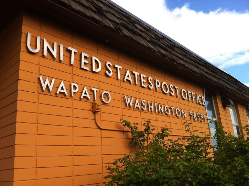 US Post Office: 307 S Satus Ave, Wapato, WA
