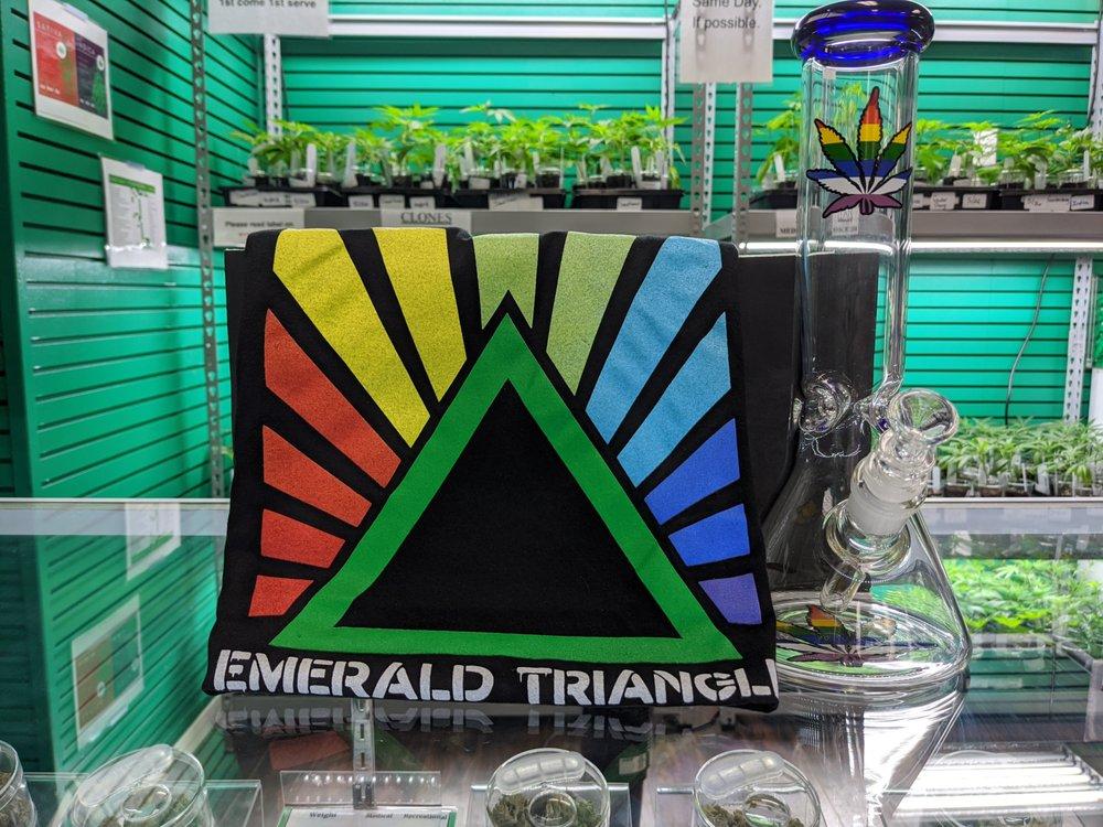 Emerald Triangle Dispensary - Superstore: 2226 Washburn Way, Klamath Falls, OR