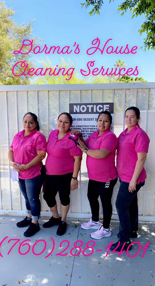 Dorma's House Cleaning Services: Desert Hot Springs, CA