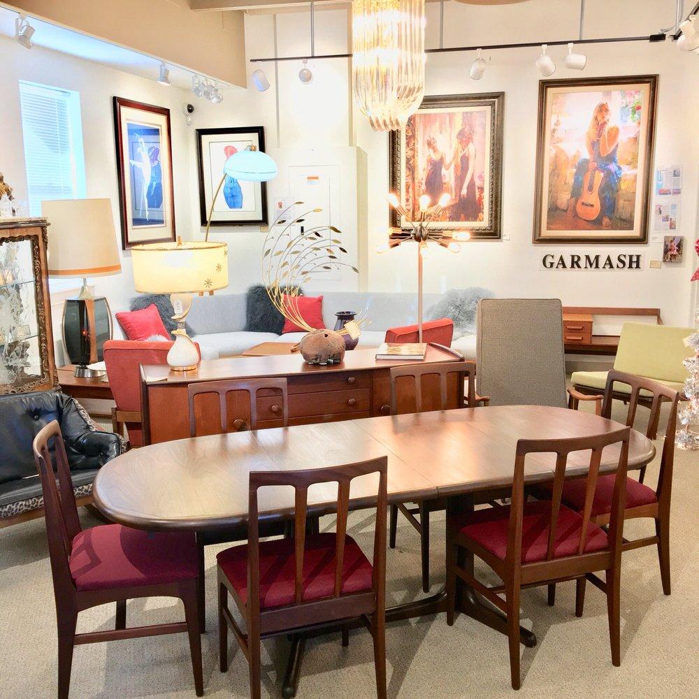 Photo of sevoy gallery mid century modern furniture meridian id united states