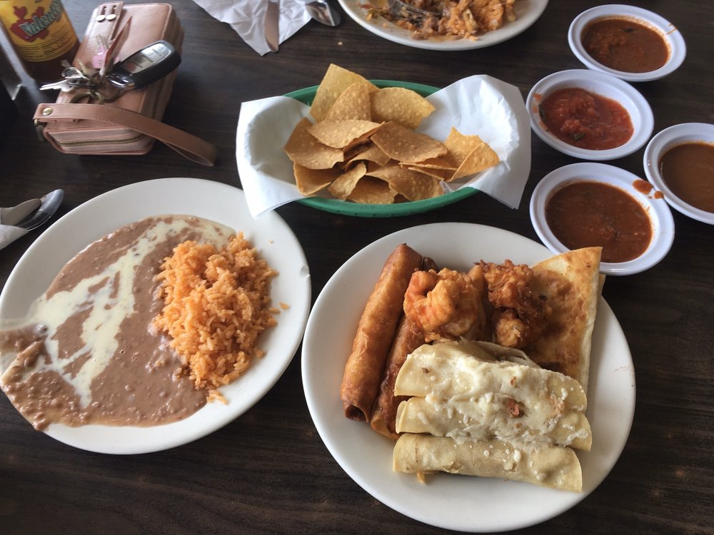 El Dorado Mexican Restaurant: 450061 State Rd 200, Callahan, FL