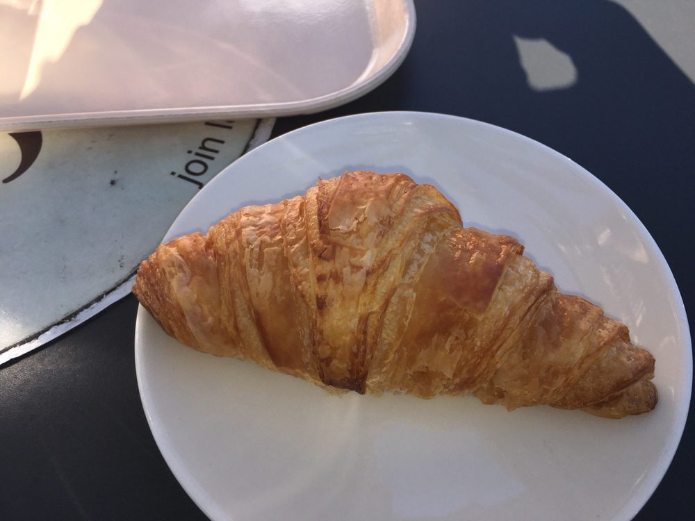Warm Soft Buttery Croissant Yelp