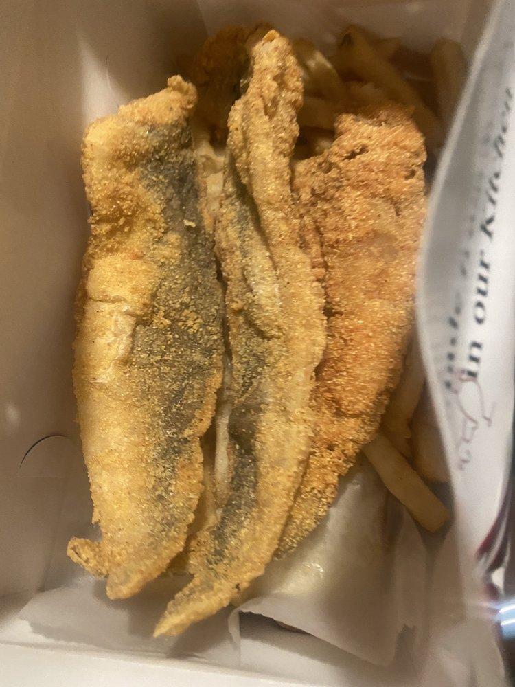 Shark's Fish And Chicken: 9516 Crain Hwy, Upper Marlboro, MD