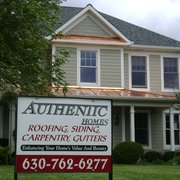 Authentic Homes
