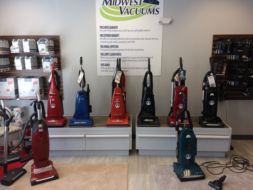 Midwest Vacuums: 1116 W 23rd St, Lawrence, KS