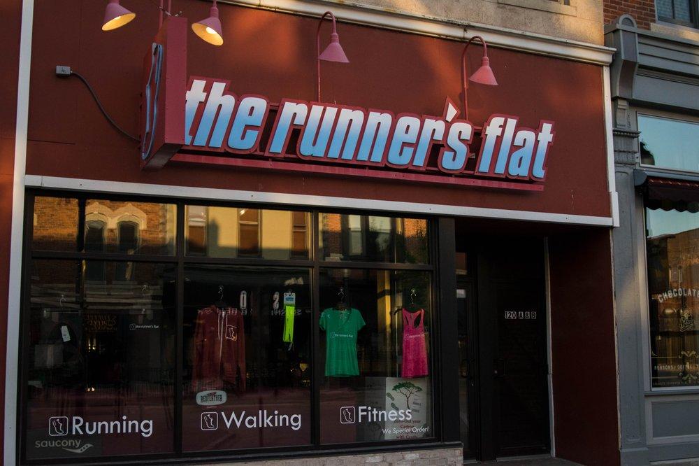 The Runner's Flat: 120 Main St, Cedar Falls, IA