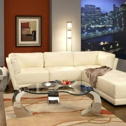 Lovely Photo Of NorCal Furniture   Santa Clara, CA, United States. White Modular  Sectional