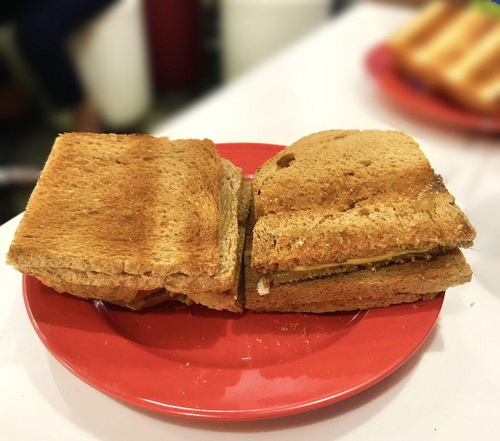 Yakun Kaya Toast