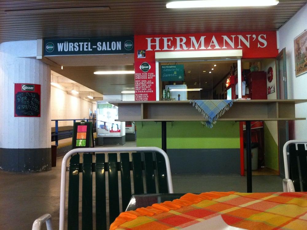 Hermann s w rstel salon fast food stiftgasse 7 neubau for Salon du fast food