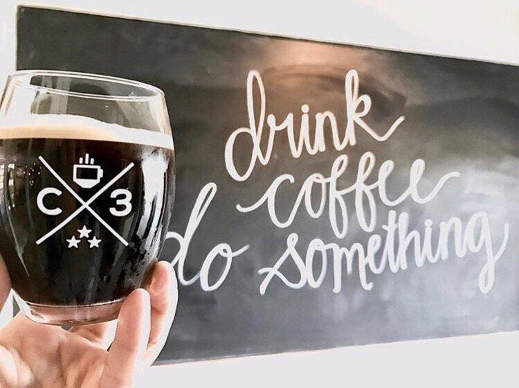 C3 Coffee Bar: 1701 Church St, Conway, SC