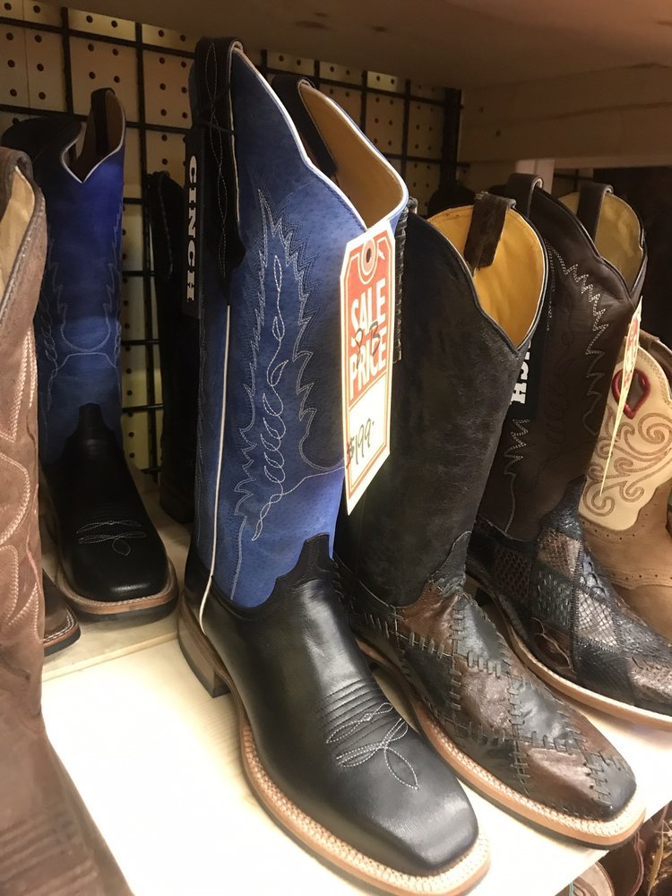 Ray's Sports & Western Wear: 1504 Hwy E, Harlowton, MT