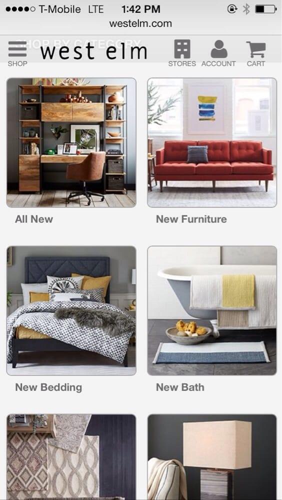 West Elm 34 Photos 16 Reviews Furniture Stores 2929 Magazine St Garden District New