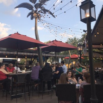 Photo Of Gullifty S Restaurant Bryn Mawr Pa United States Outdoor Beer Garden