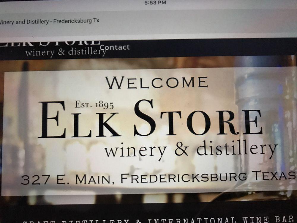 Elk Store Winery u0026 Distillery 39