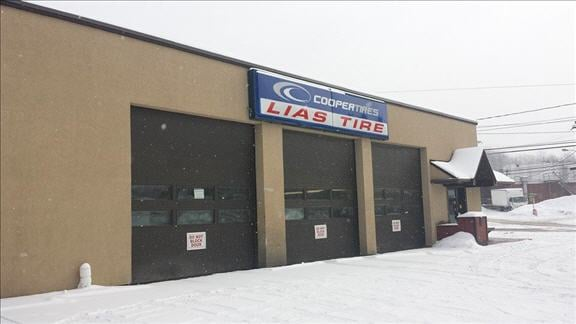 Lias Tire: 488 N 5th St, Indiana, PA