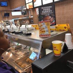 Bojangles Takeaway Fast Food 3318 Rainbow Dr