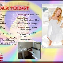 Mature massage midlands