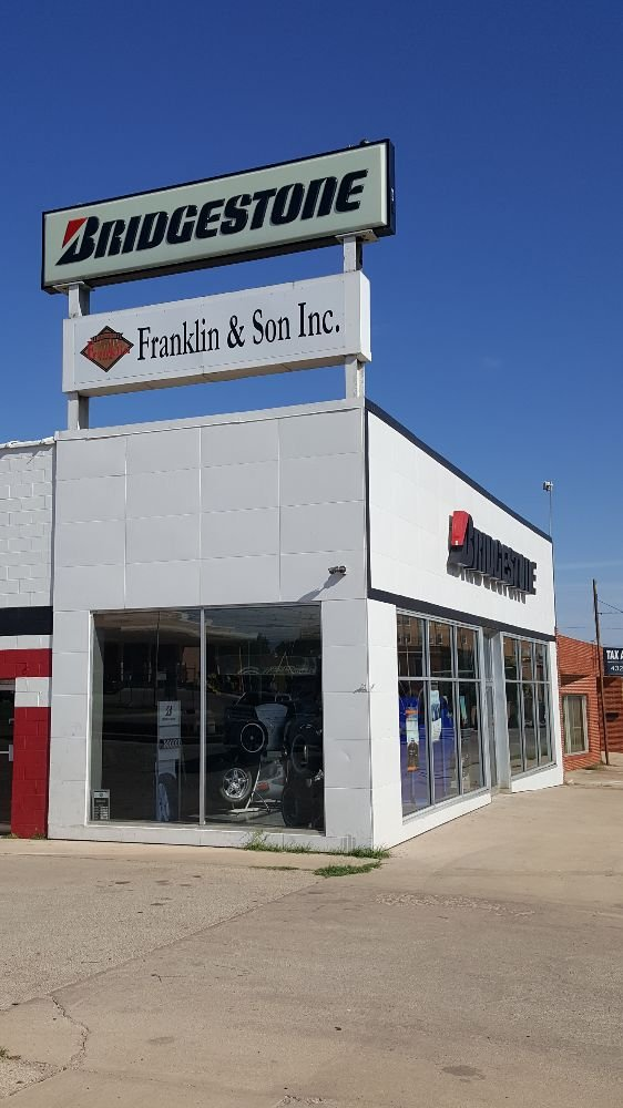 Franklin & Son: 408 Runnels St, Big Spring, TX