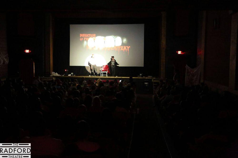 The Radford Theatre: 1065 E Main St, Radford, VA