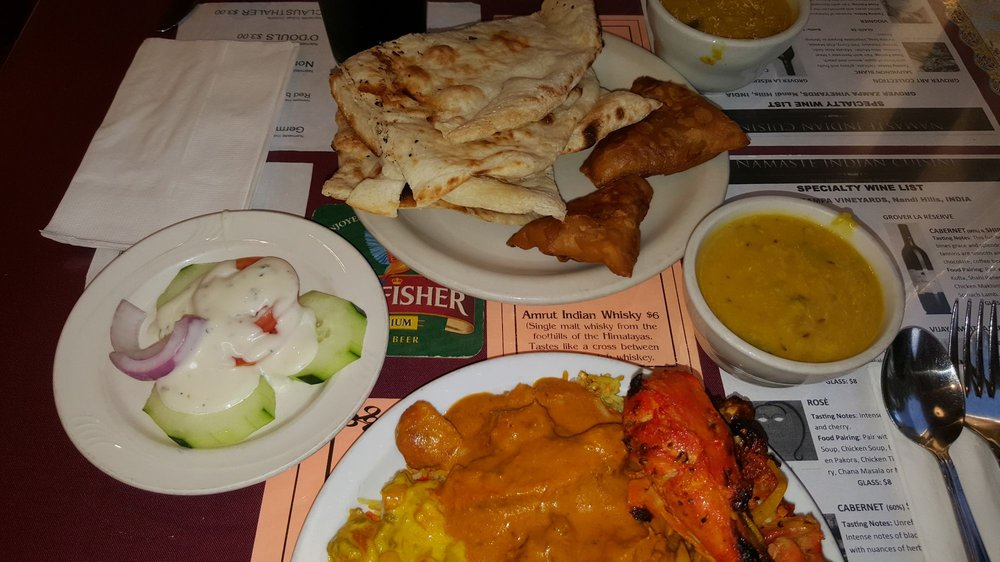Namaste Indian Cuisine: 8303 NE Sandy Blvd, Portland, OR