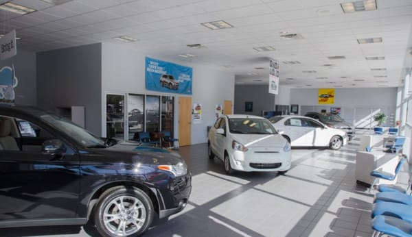 Ted Russell Mitsubishi - CLOSED - Car Dealers - 8585 Kingston Pike