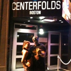 Centerfolds strip club boston